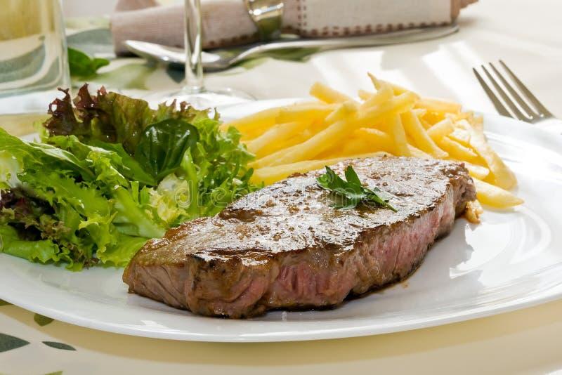 stek wołowiny fotografia royalty free