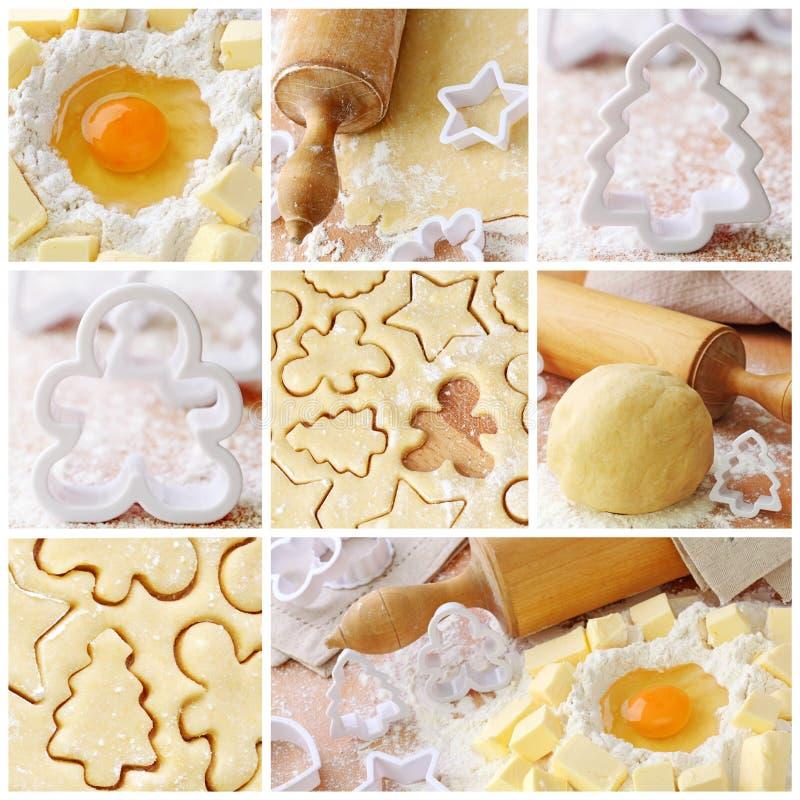 stekheta ingredienser fotografering för bildbyråer