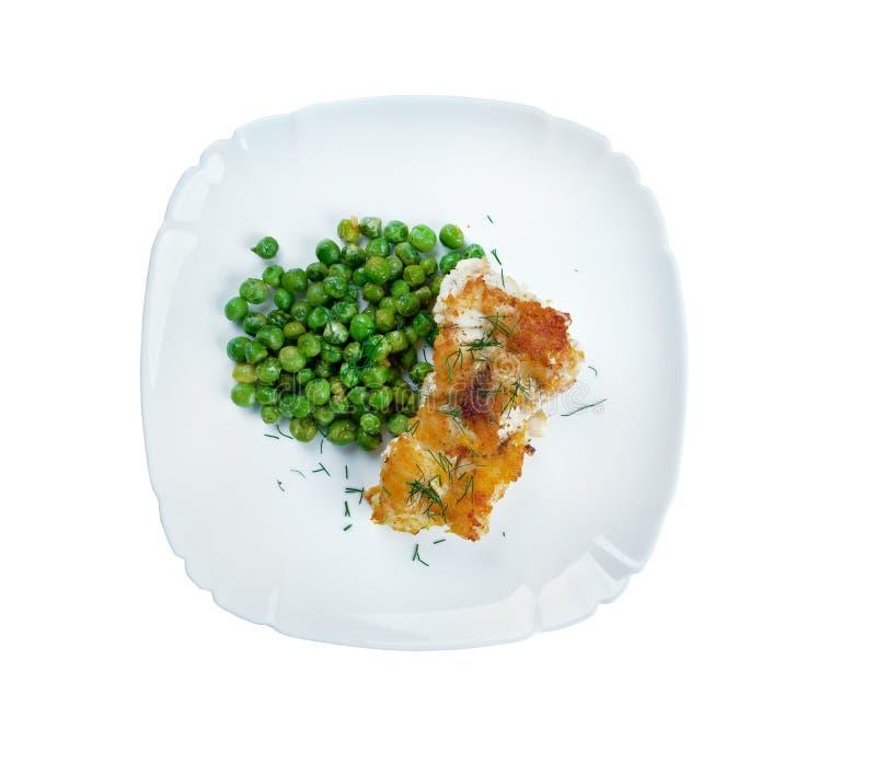 Stekt fisk στοκ εικόνες με δικαίωμα ελεύθερης χρήσης