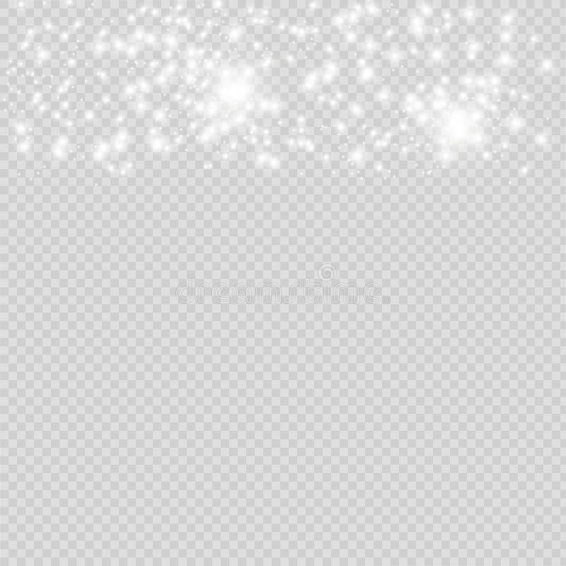 Stella cadente scintillare di vettore Illustrazione di vettore illustrazione di stock
