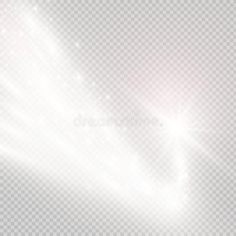 Stella cadente scintillare di vettore Illustrazione di vettore illustrazione vettoriale