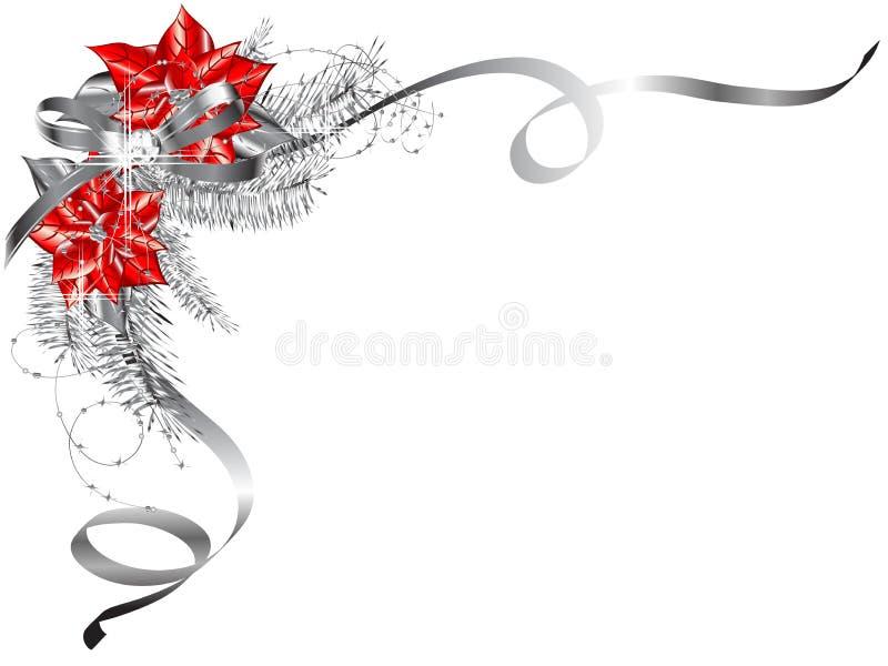 Stella di Natale illustrazione vettoriale