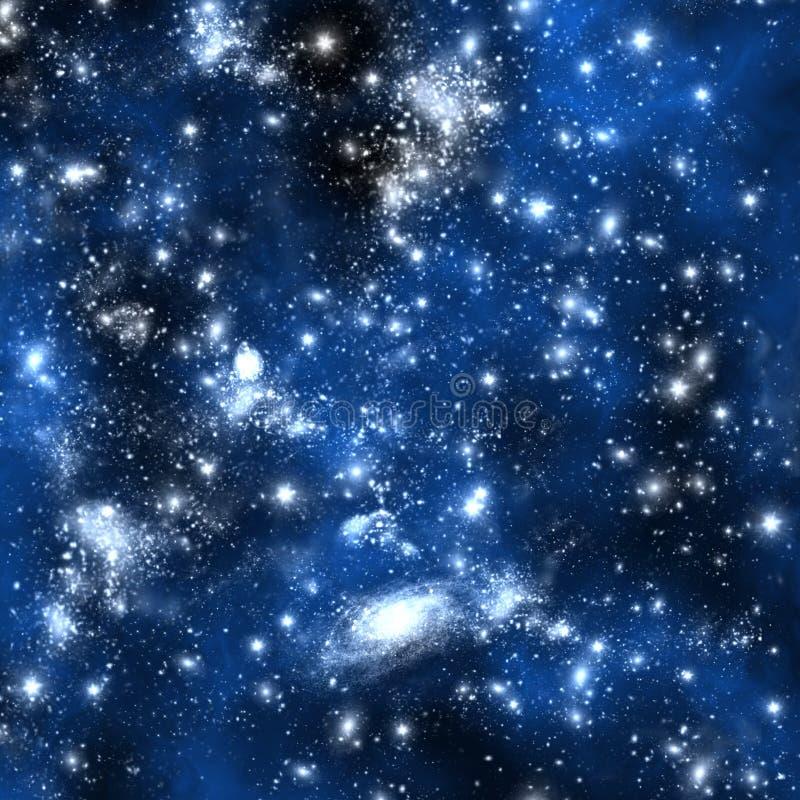 Stella e spazio Orion illustrazione di stock