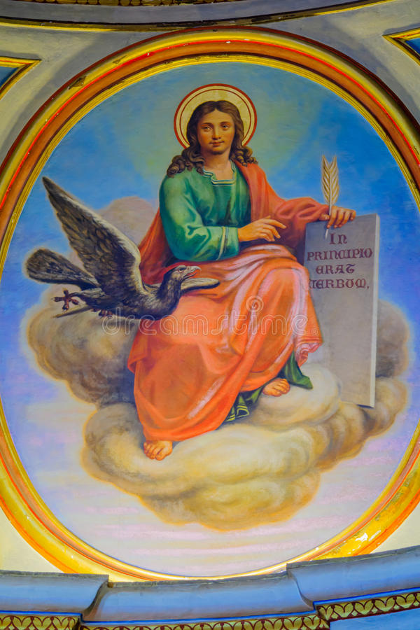 Stella Maris Carmelite Monastery royaltyfri bild