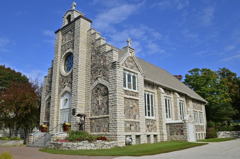 Stella Maris Catholic Parish arkivbilder