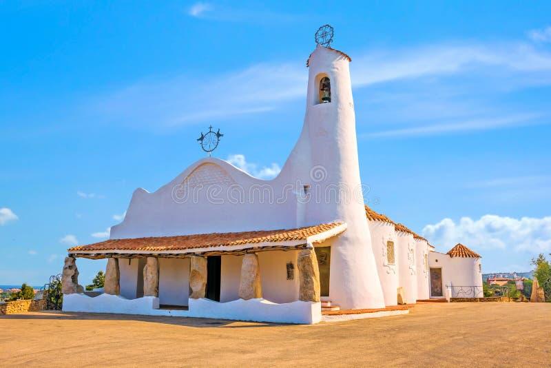 Stella Maris Church arkivfoton