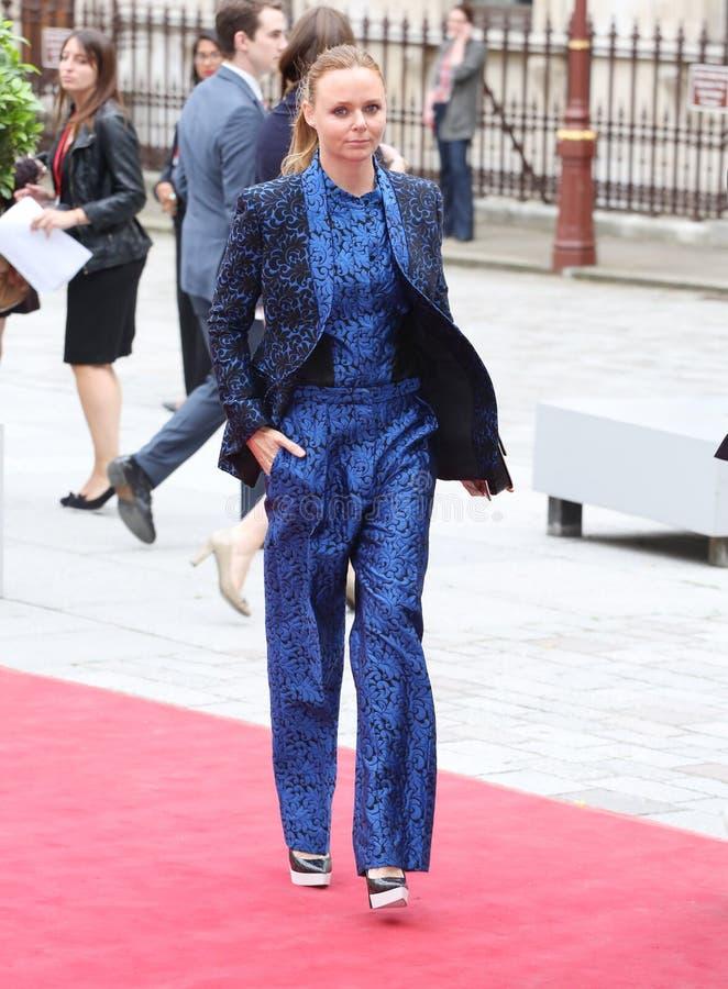 Stella McCartney royaltyfria bilder