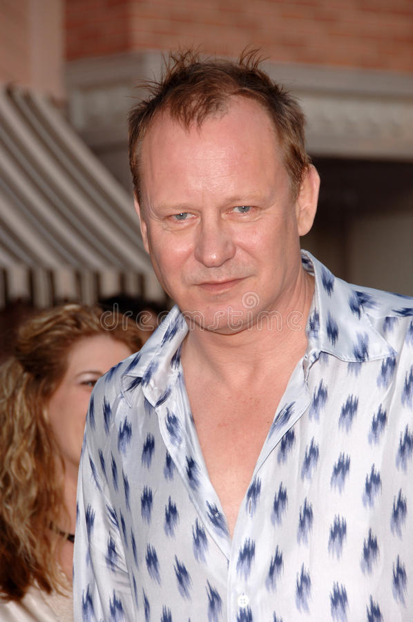 Stellan Skarsgard. Actor STELLAN SKARSGARD at the world premiere of his new movie Pirates of the Caribbean: Dead Man's Chest at Disneyland, CA. June 24, 2006 royalty free stock images