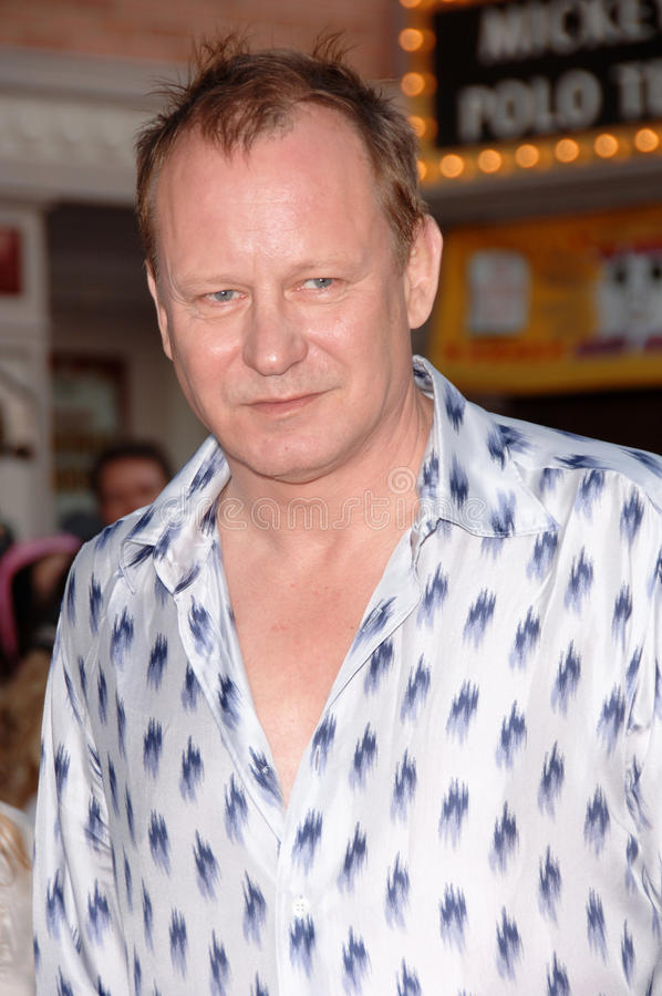Stellan Skarsgard. Actor STELLAN SKARSGARD at the world premiere of his new movie Pirates of the Caribbean: Dead Man's Chest at Disneyland, CA. June 24, 2006 royalty free stock photos