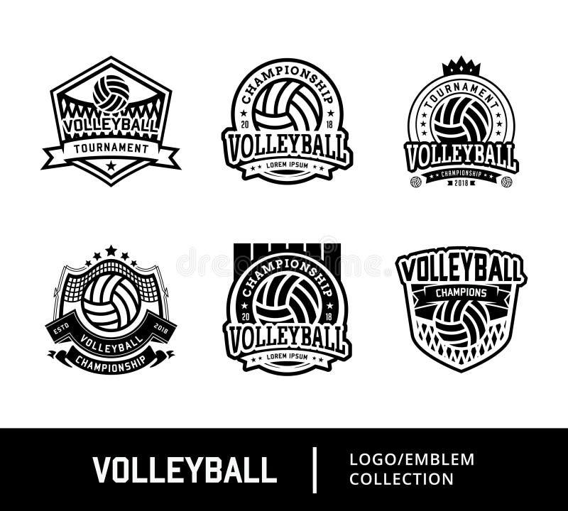 Stellen Sie vom Sport-Salven-Logo ein lizenzfreie abbildung