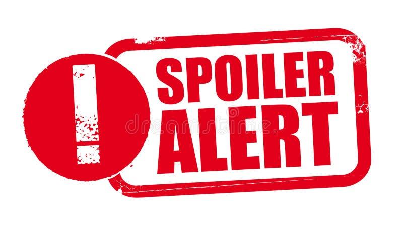 Spoiler Alert Stock Illustrations – 156 Spoiler Alert Stock Illustrations,  Vectors & Clipart - Dreamstime
