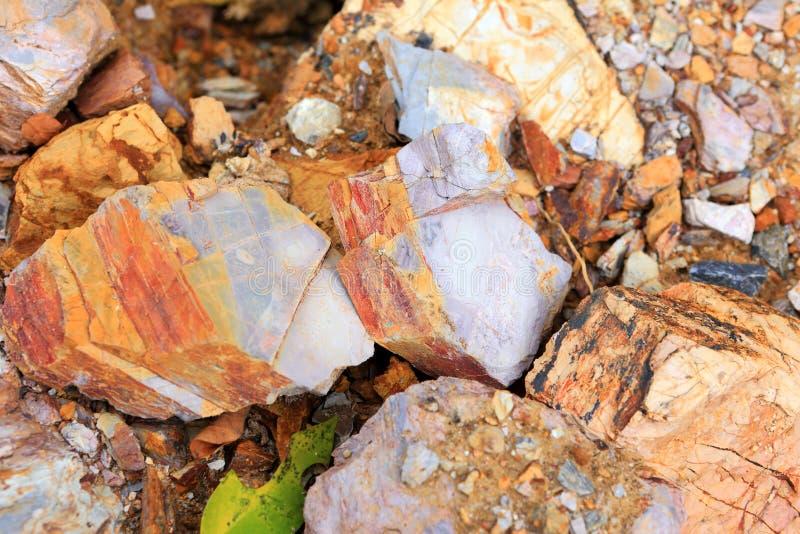 Sten för byggnation arkivfoto