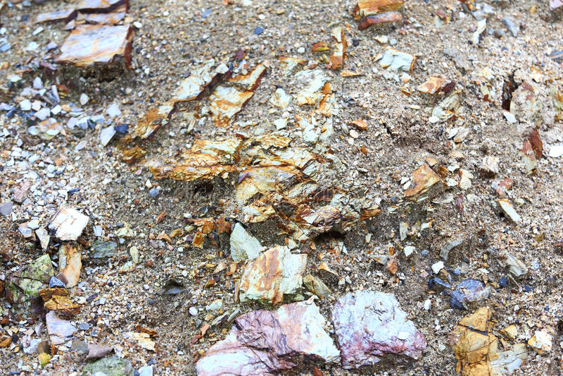Sten för byggnation arkivbild