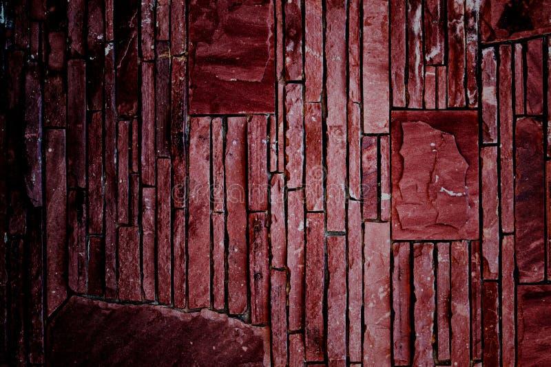 Sten för mörk färg av väggar fotografering för bildbyråer