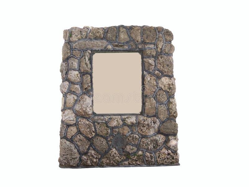 Sten för platta för annonskorallmonument