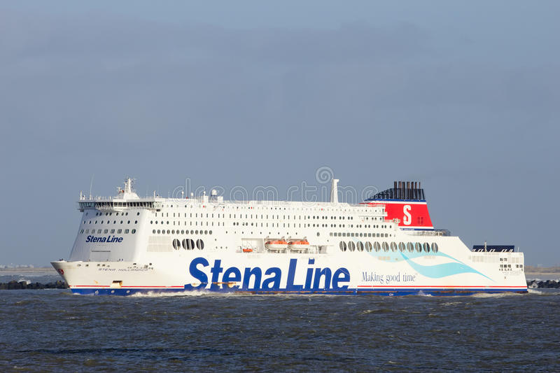 Download Stena Line Ferry Ship Editorial Photography - Image: 22843952