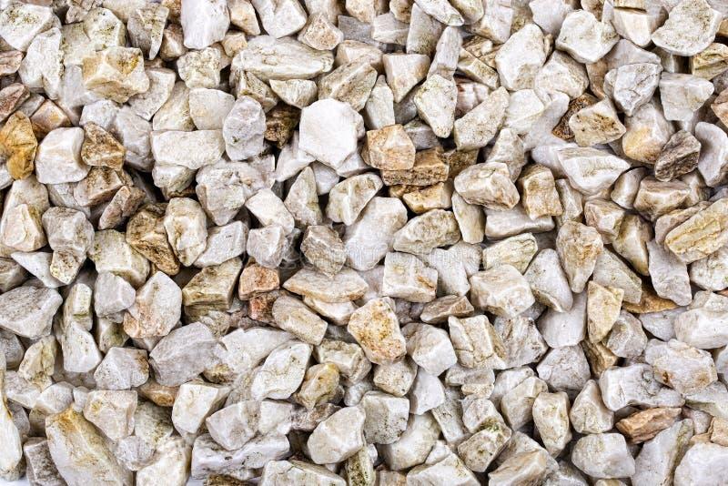 Stenar bakgrund eller textur arkivfoton