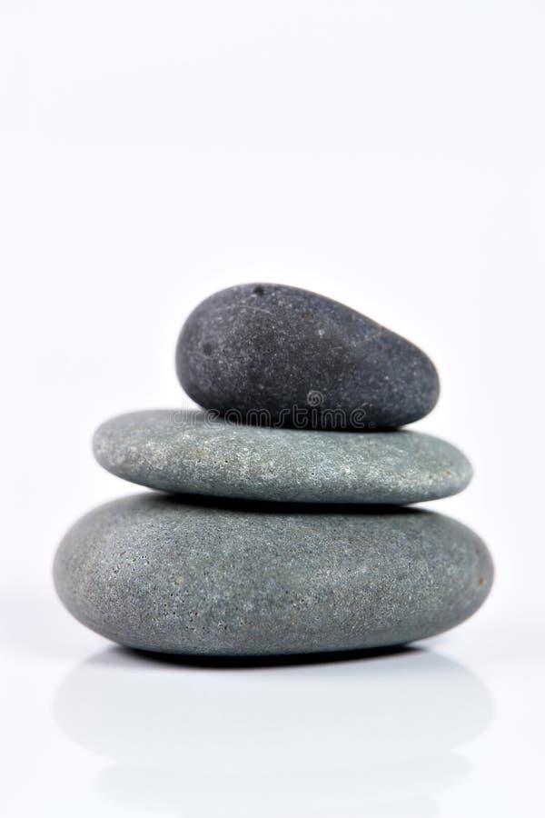 stenar zen arkivfoton