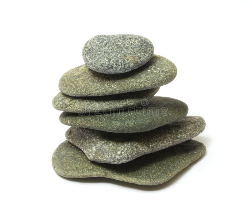 stenar zen arkivbilder