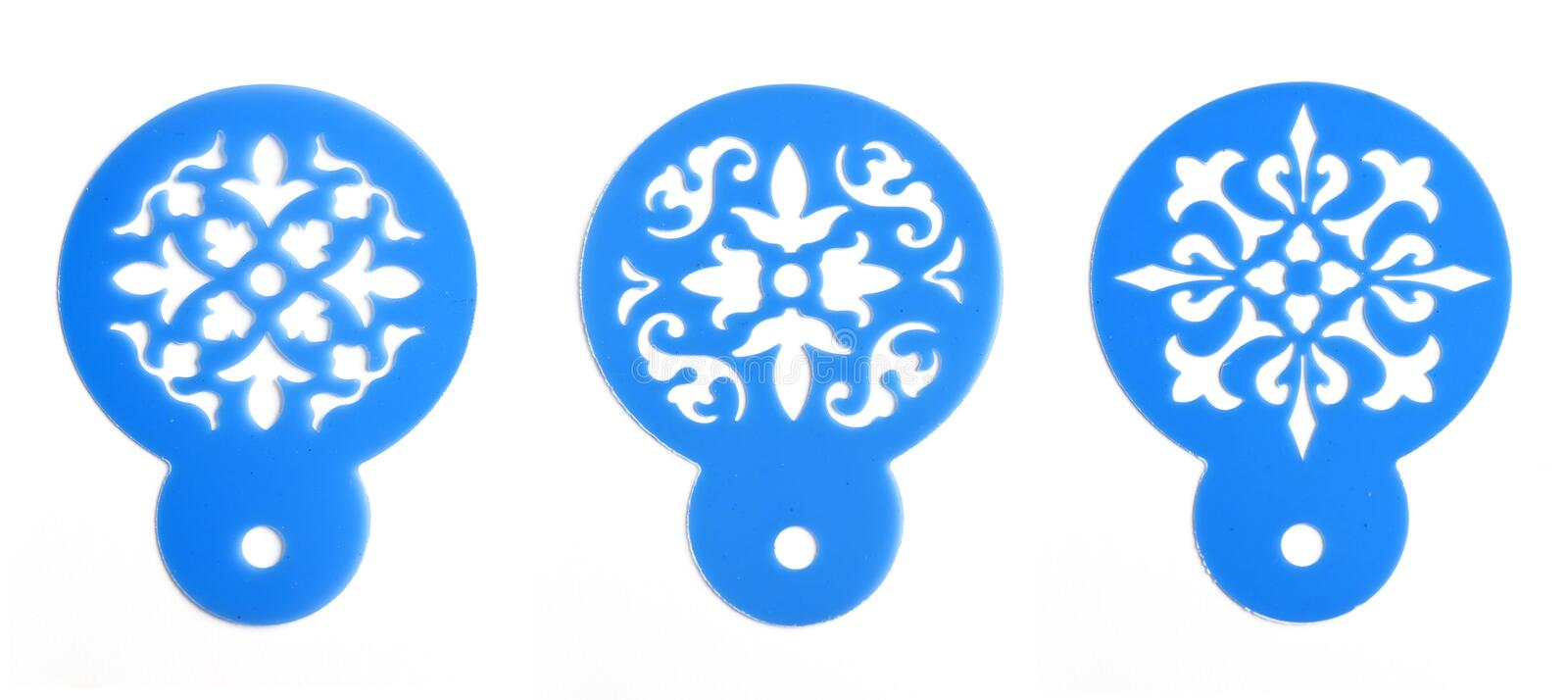 Download Stencil For Cakes And Pastries Stock Image - Image: 40523019