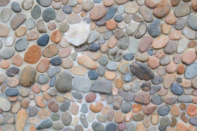 Stenen vaggar golvmodellen royaltyfri foto