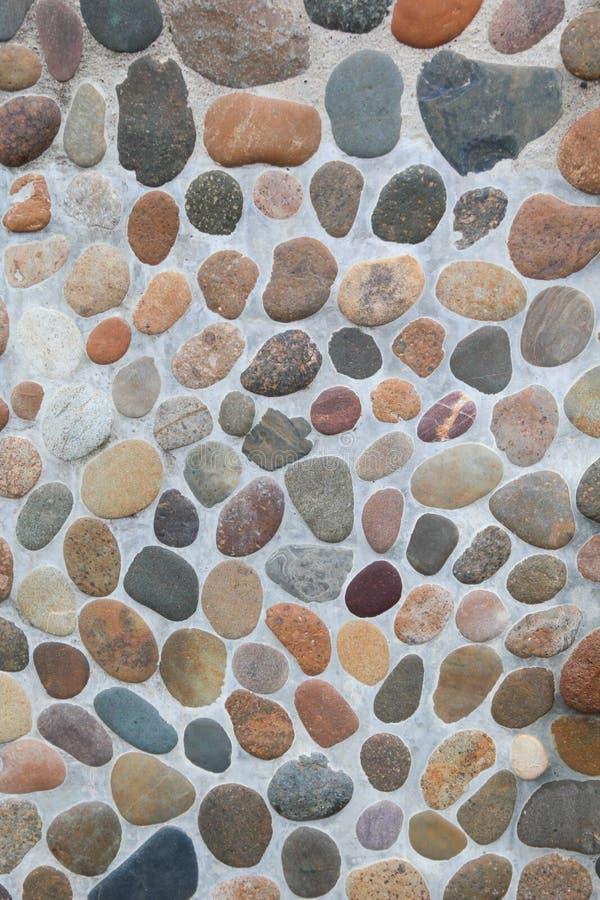 Stenen vaggar golvmodellen arkivbild