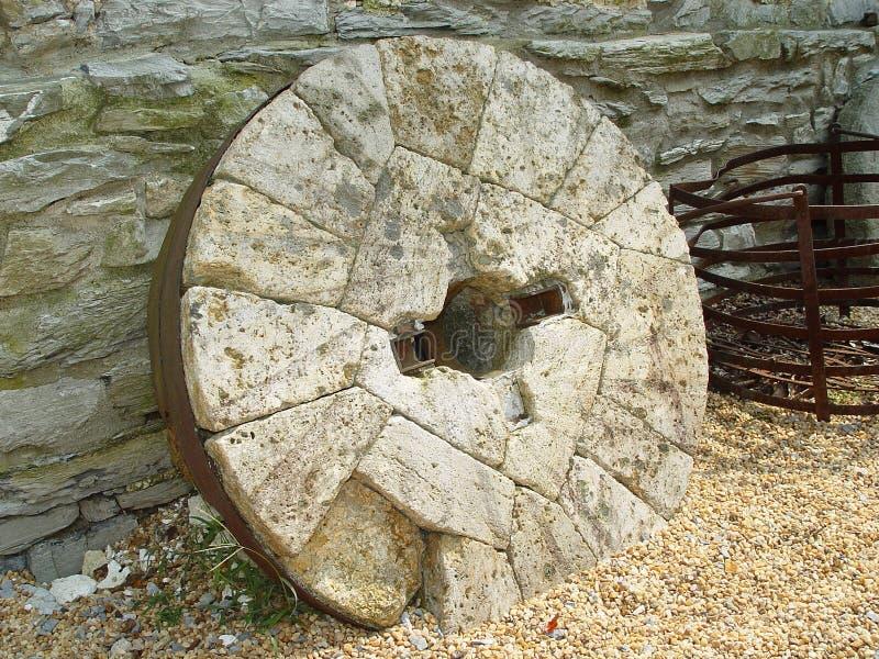 stenhjul arkivfoton