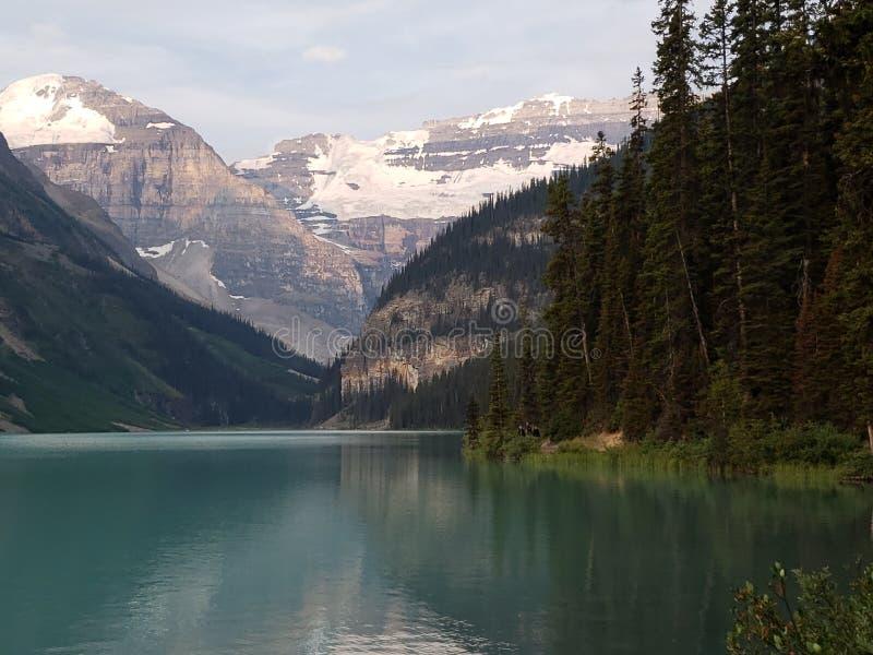 steniga kanadensiska berg arkivfoton