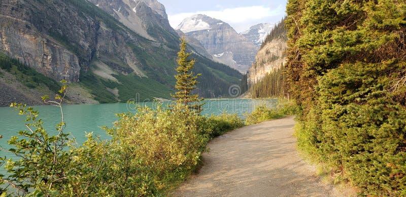 steniga kanadensiska berg royaltyfria foton