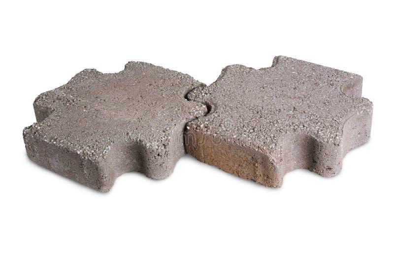 Stenlägga stenar arkivbild