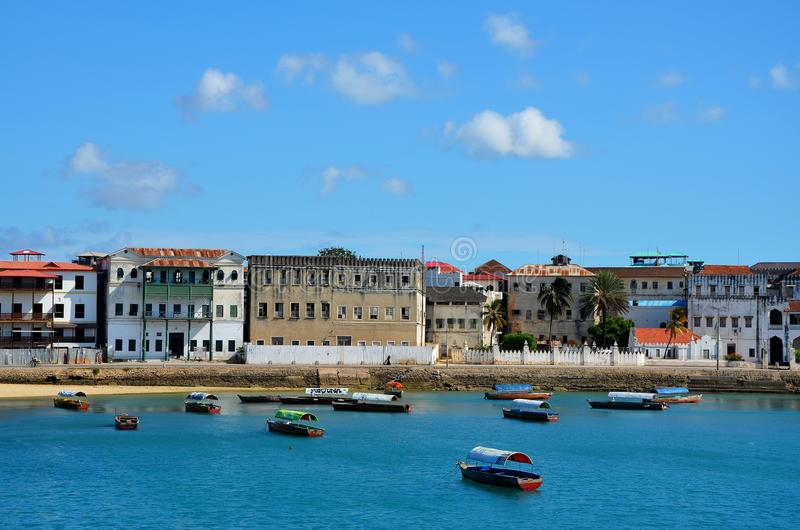 StenTown, Zanzibar arkivbilder