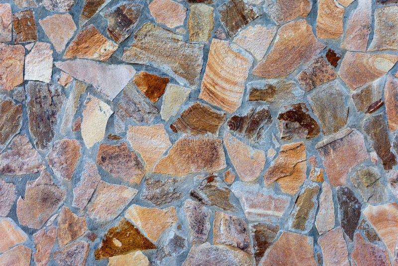 Stenvägg för bakgrund arkivfoto