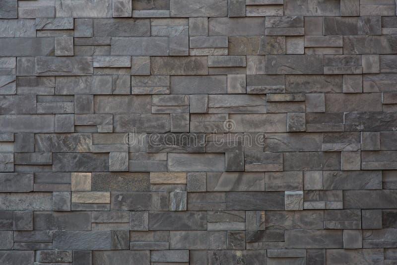 Stenväggen texturerar bakgrund royaltyfri bild