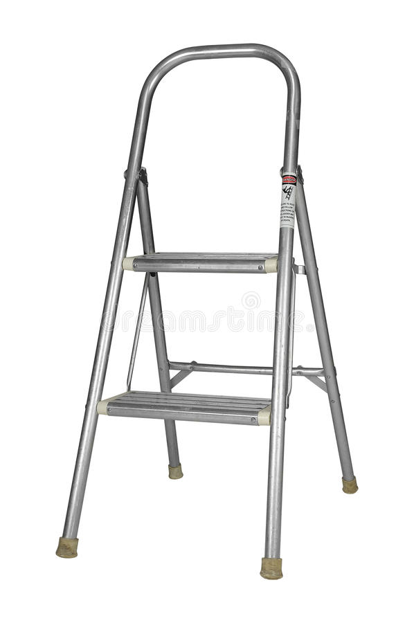 Download Step Ladder stock photo. Image of worn, step, platform - 25161952
