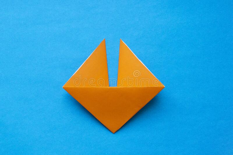How to make an origami Fox face | Animals Paper Crafts ... | 533x800