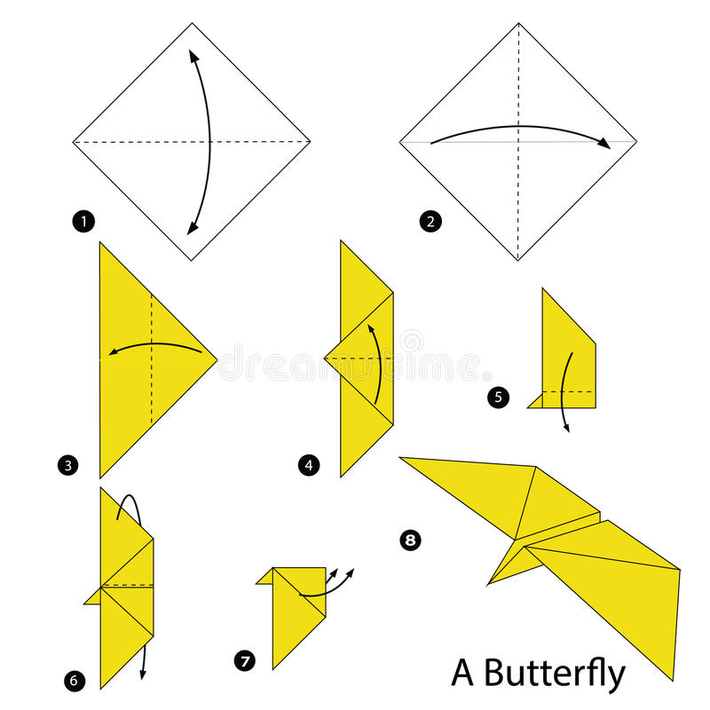 Make Origami butterfly, from zero to hero | Origami butterfly ... | 800x800
