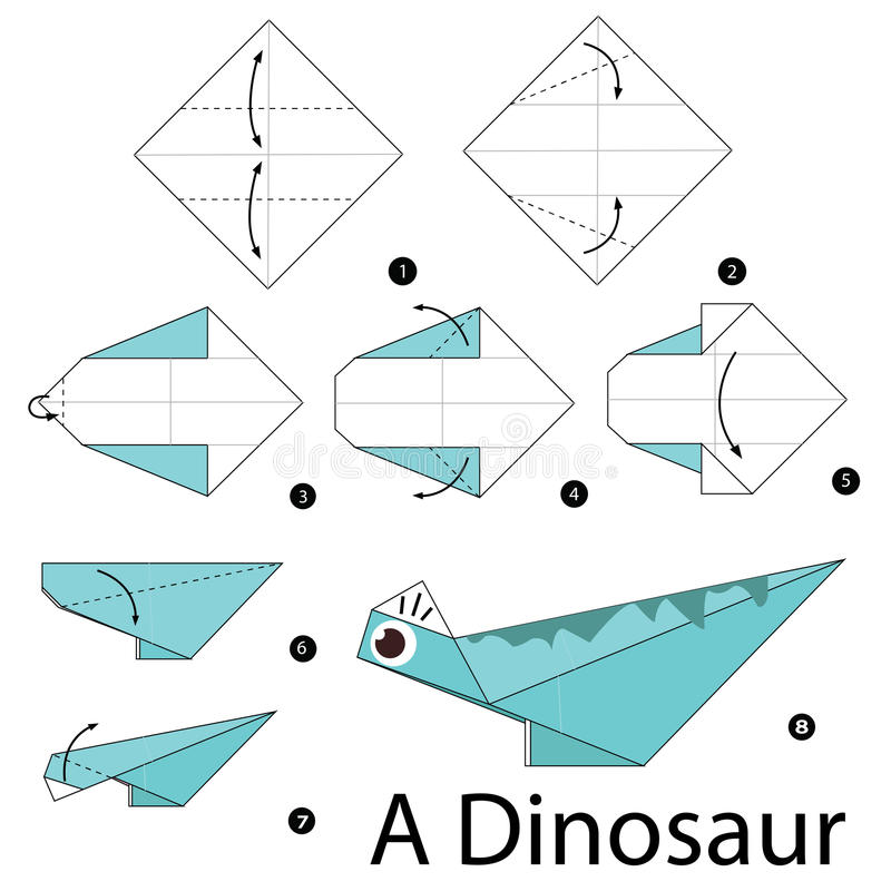 Origami Dinosaurs Kit (Book and Kit) - Tuttle Publishing | 800x800