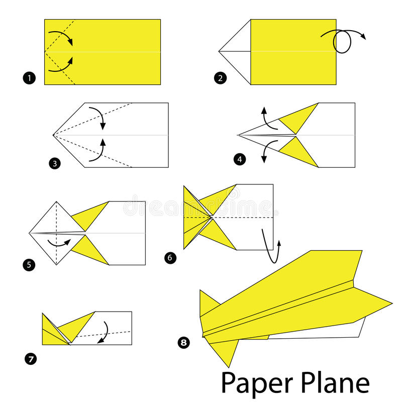 Easy Origami Paper Plane Step by Step for Android - APK Download | 800x800