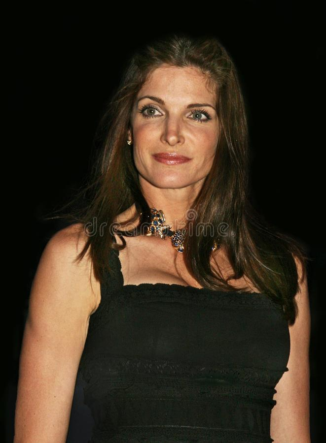 Stephanie Seymour obraz royalty free