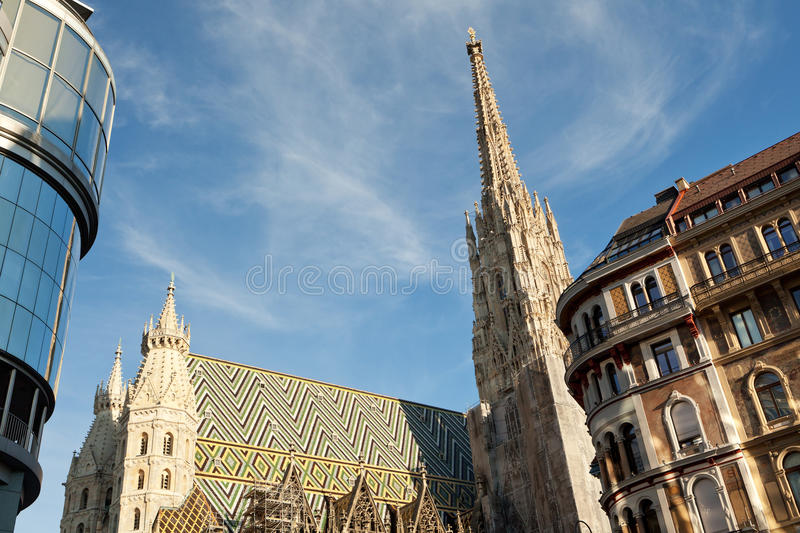 Download Stephansplatz Vienna stock image. Image of vienna, catholicism - 22813403