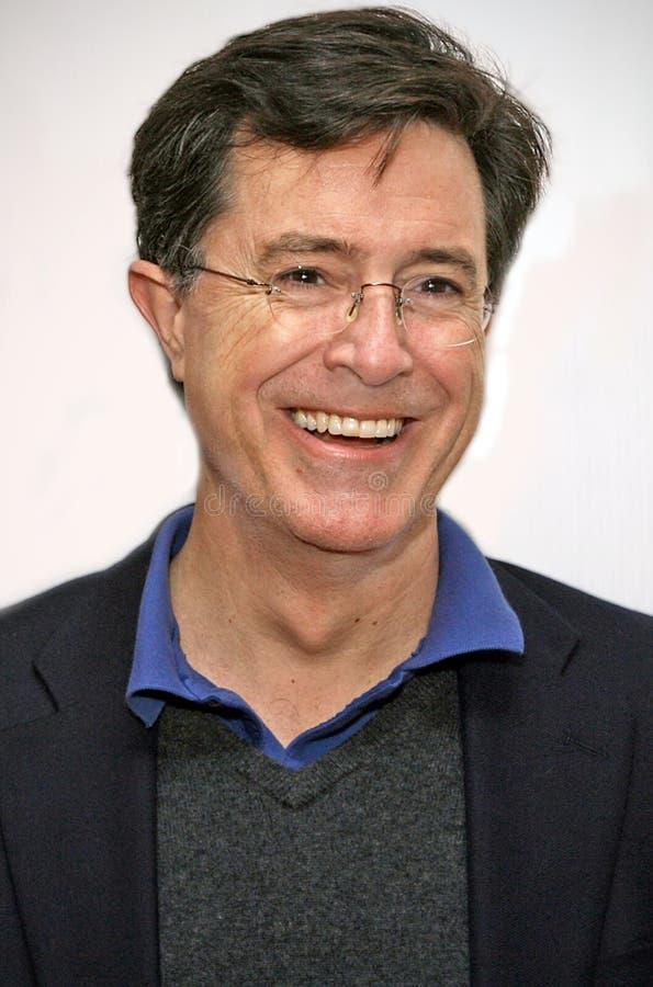 Stephen Colbert images libres de droits