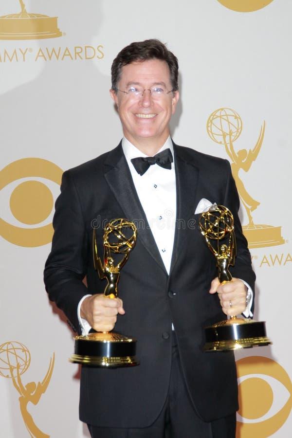 Stephen Colbert photo libre de droits