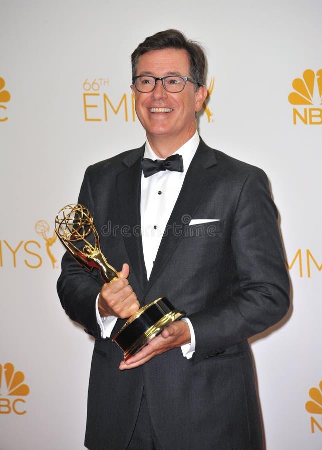 Stephen Colbert photos libres de droits