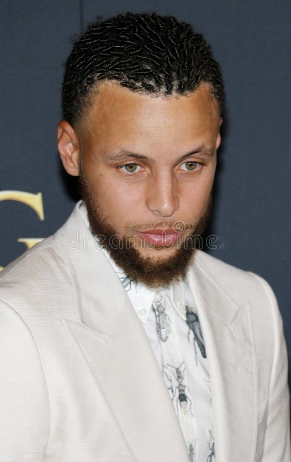 Stephen Curry images stock