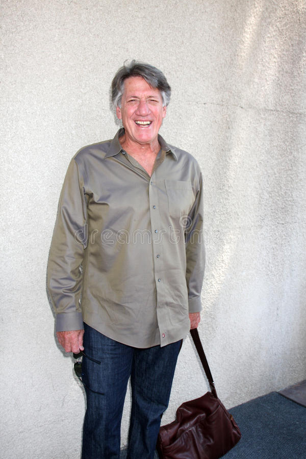 Stephen Macht. Arriving at the General Hospital Fan Club Luncheon at the Airtel Plaza Hotel in Van Nuys, CA on July 18, 2009 stock photos