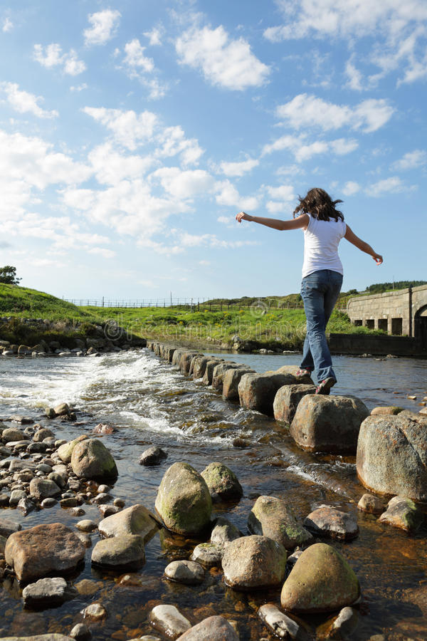 Download Stepping Stones Stock Photography - Image: 15856832