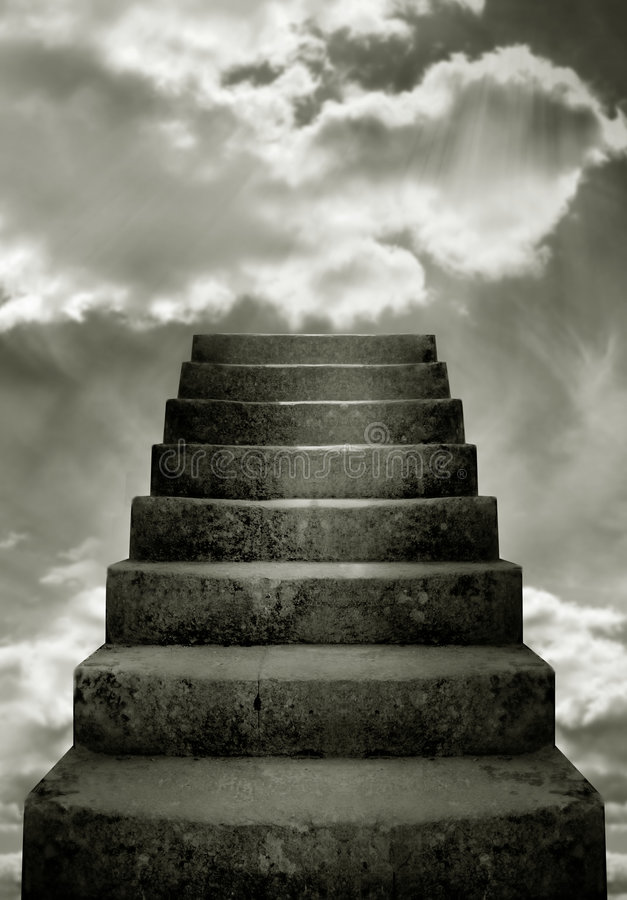 Free Steps Royalty Free Stock Image - 1098476