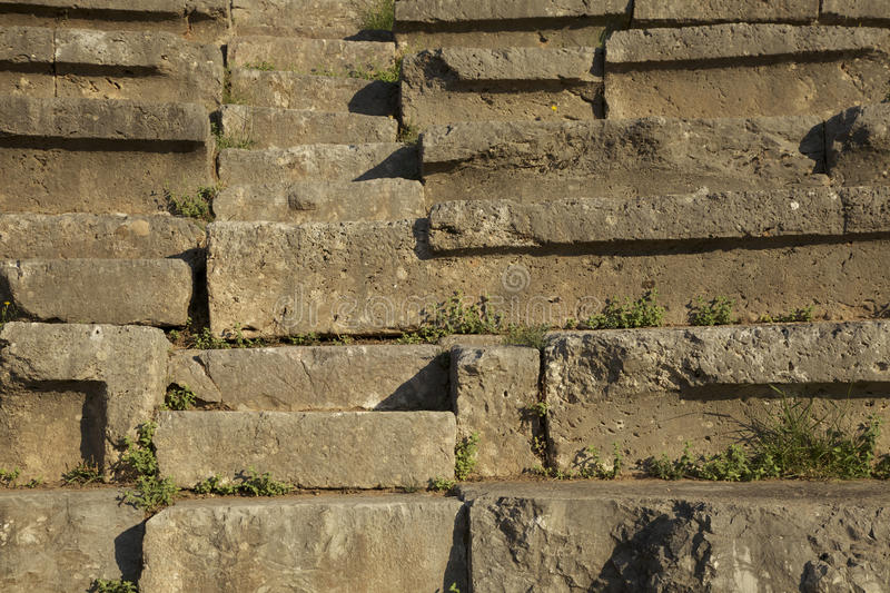 Download Steps Of Ancient Amphitheater Stock Photo - Image: 28276654