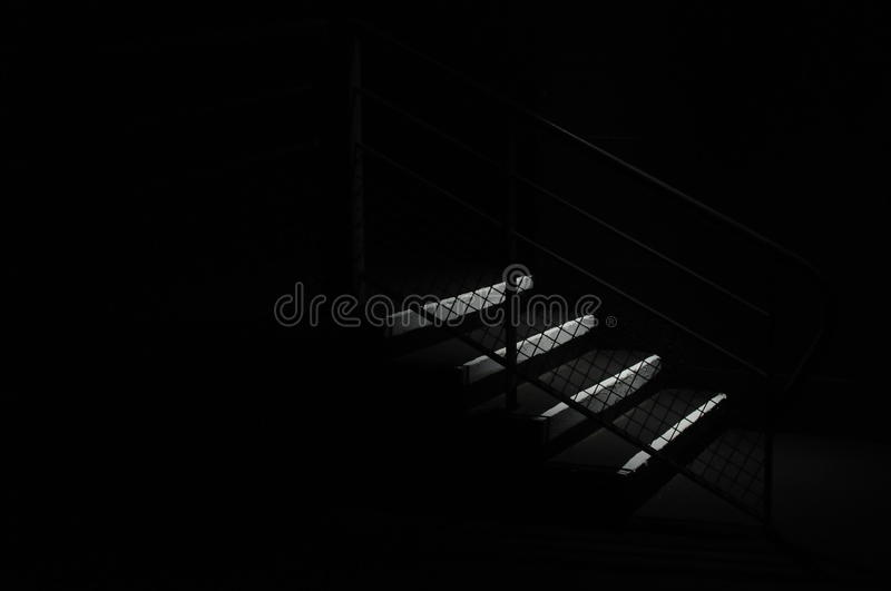 Steps In Black And White Free Public Domain Cc0 Image