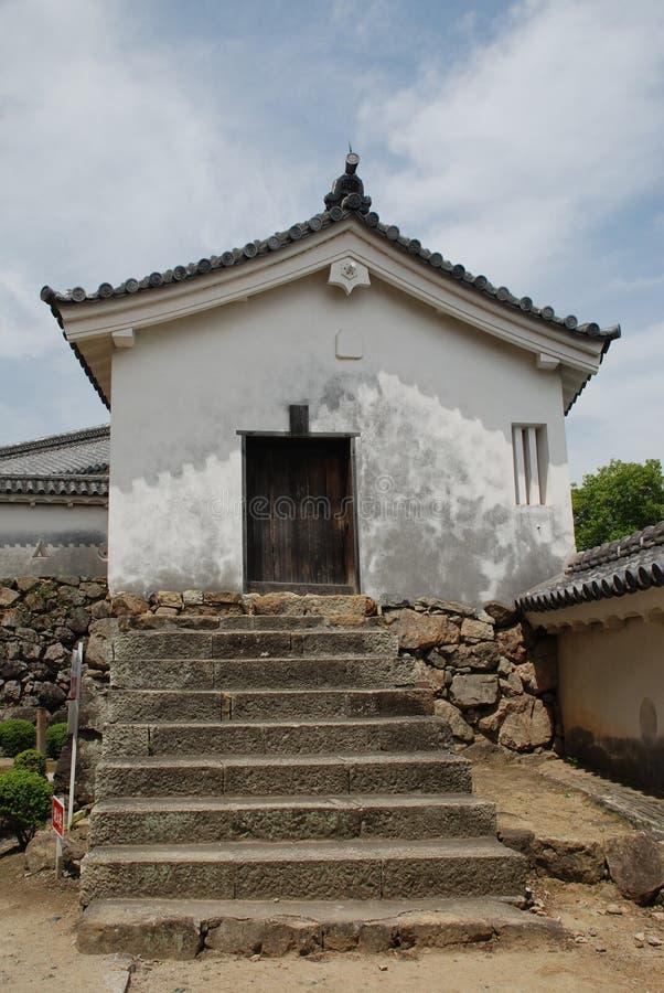 Download Steps at Himeji Castle stock image. Image of icon, himeji - 10131287